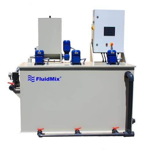 Polymer Preparation Unit