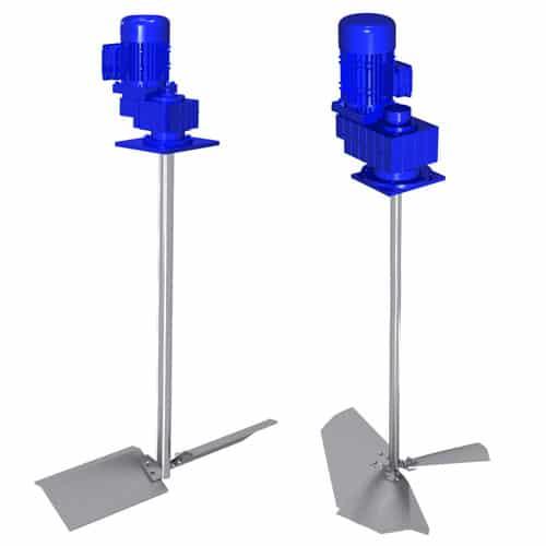 Vertical Agitators