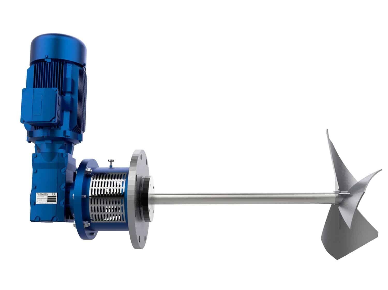Industrial Agitator HPS - Fluidmix