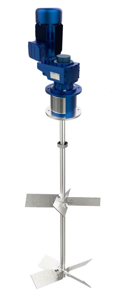 Industrial Agitator VTS - Fluidmix